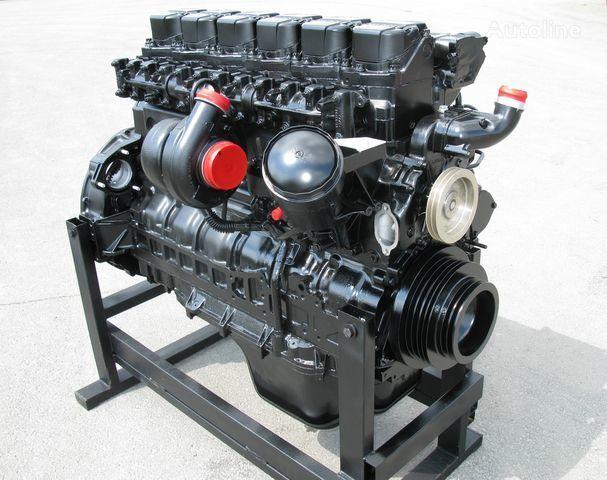 двигател  MAN D2866 за камион MAN ALL VERSIONS