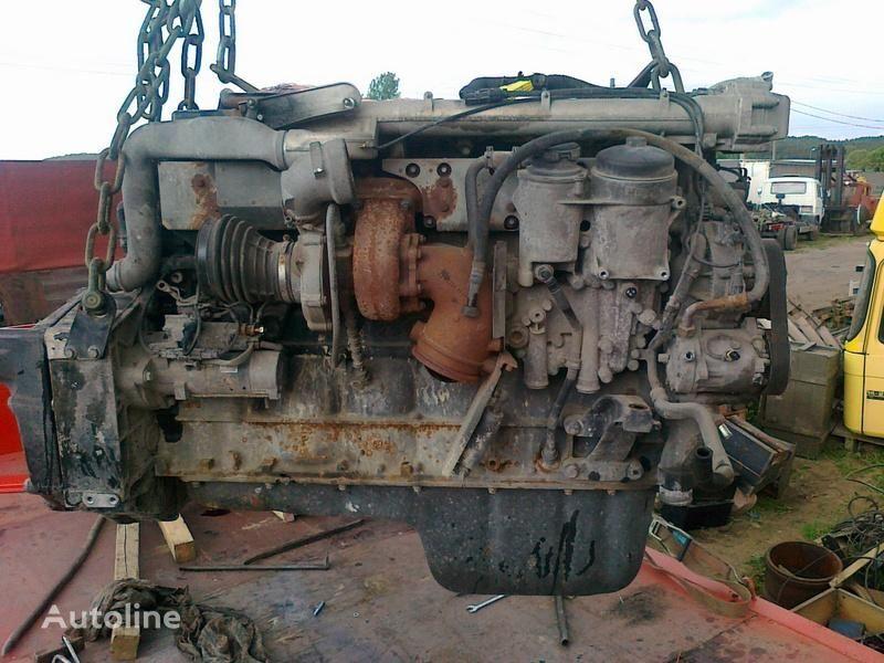 двигател за влекач MAN D20 D26 D2066 na czesci 350 430 390 440 480