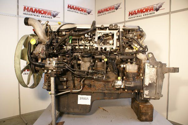 двигател за влекач MAN D2066 LF01