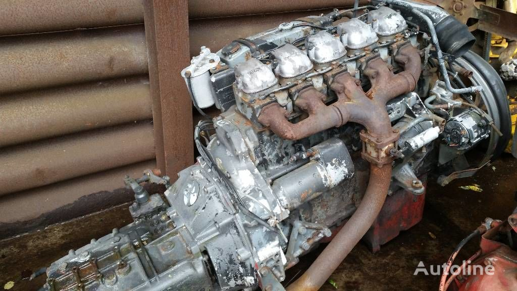 двигател за камион MAN D2556MF
