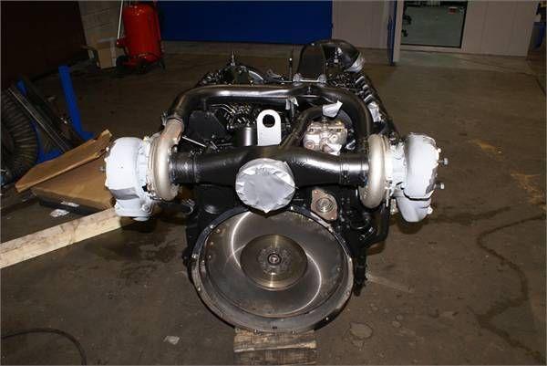 двигател за влекач MAN D2840LF01
