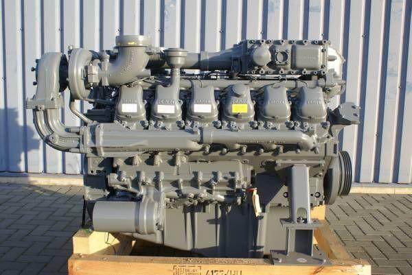 двигател за друга строителна техника MAN D2842 LE201 NEW