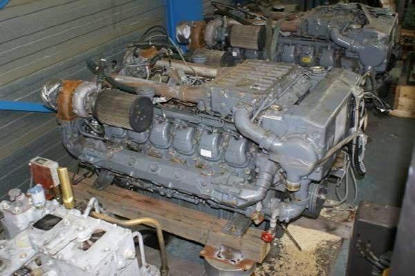 двигател за друга строителна техника MAN D2842LE405