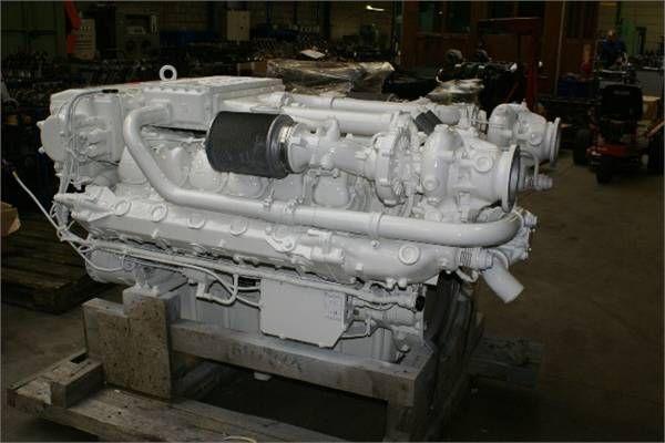двигател MAN D2842LE406 за друга строителна техника MAN D2842LE406
