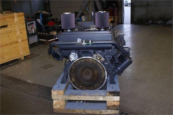двигател за друга строителна техника MAN D2842ME