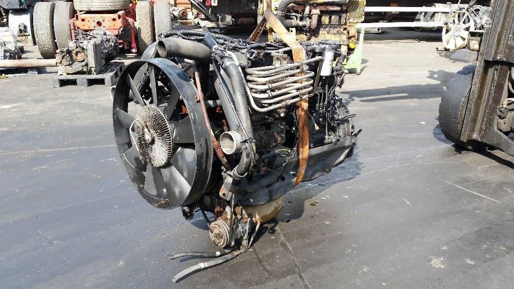 двигател за камион MAN D2865LF24