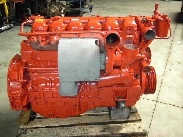 двигател за друга строителна техника MAN D2866 LOH 01 2/3/6/7/9/20/23/28