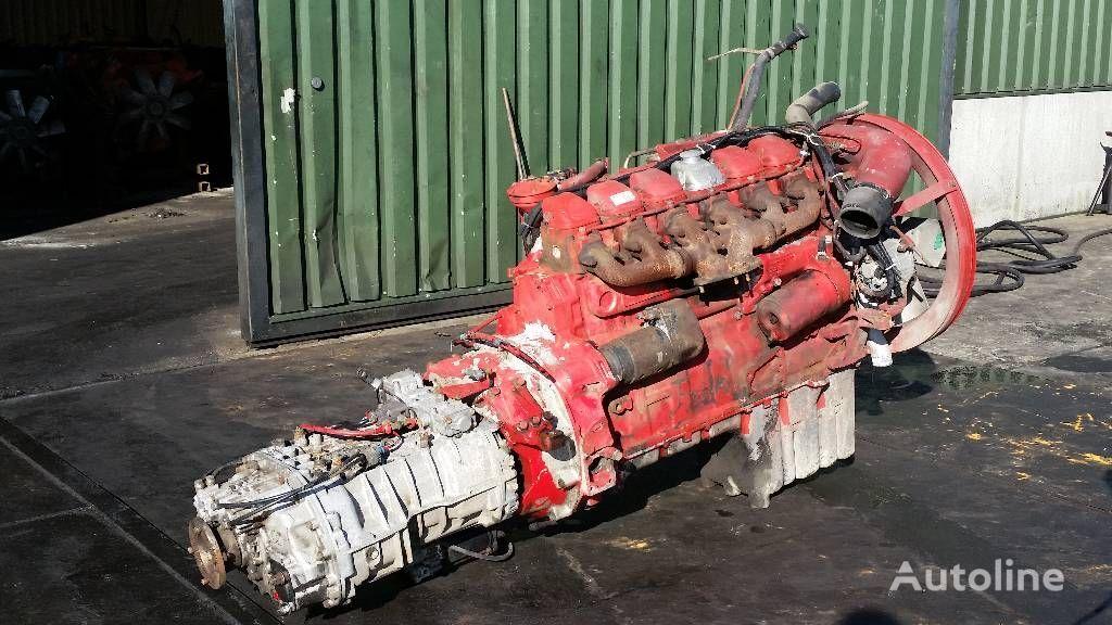 двигател за камион MAN D2866F