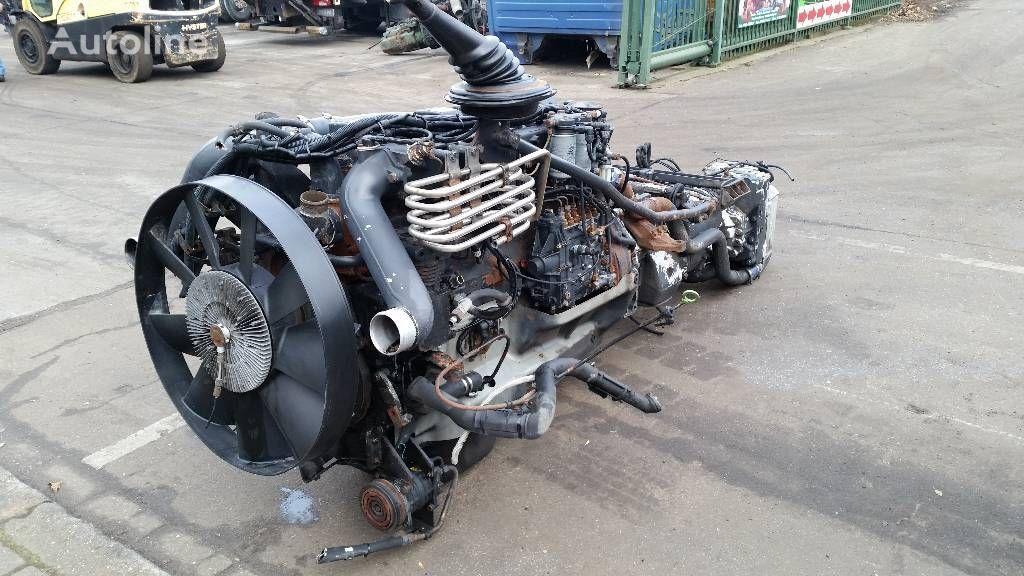 двигател MAN D2866LF20 за влекач MAN D2866LF20