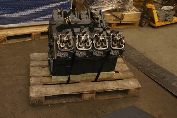 двигател MAN LONG-BLOCK ENGINES за друга строителна техника MAN LONG-BLOCK ENGINES