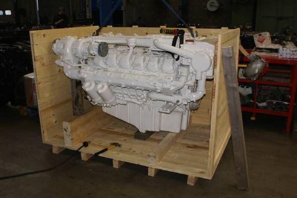 двигател за камион MAN RECONDITIONED ENGINES