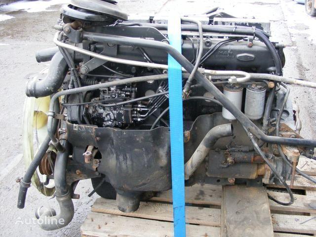 двигател MAN motor 290 HP за камион MAN motor 290 HP