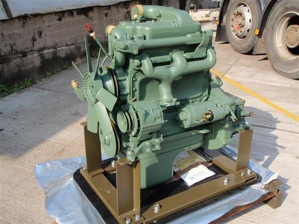 двигател за багер MERCEDES-BENZ OM 314