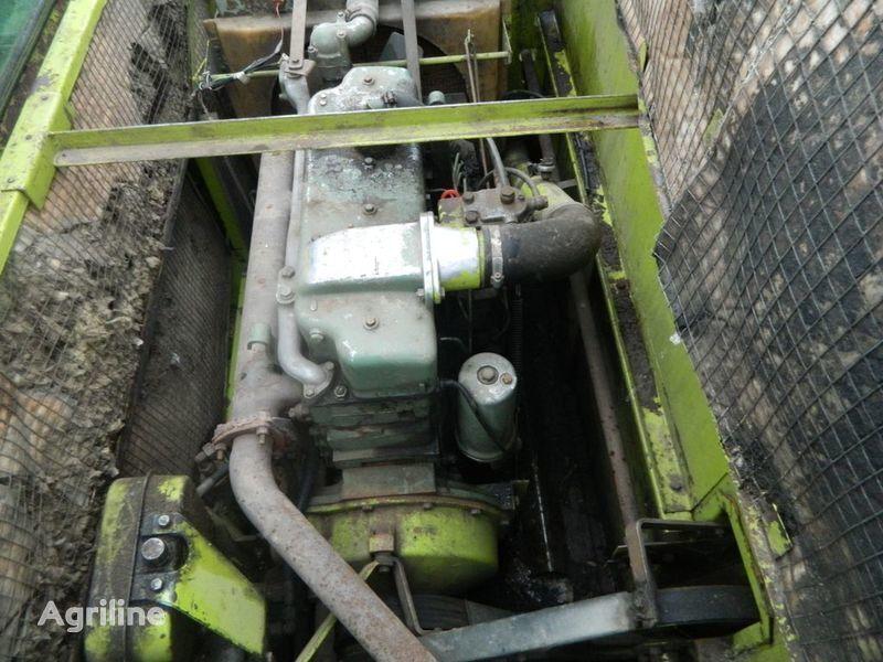 двигател MERCEDES-BENZ OM 352 за комбайн CLAAS DOMINATOR 85