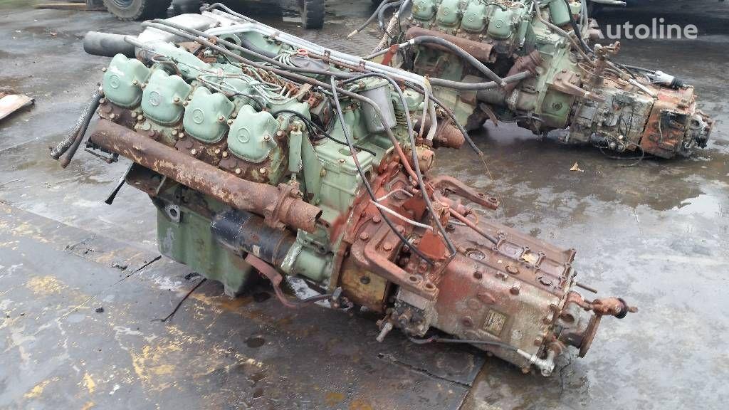 двигател за камион MERCEDES-BENZ OM 402