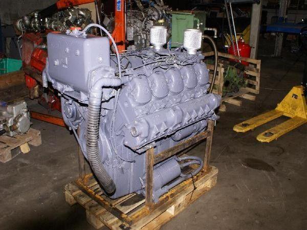 двигател за друга строителна техника MERCEDES-BENZ OM 403 MARINE