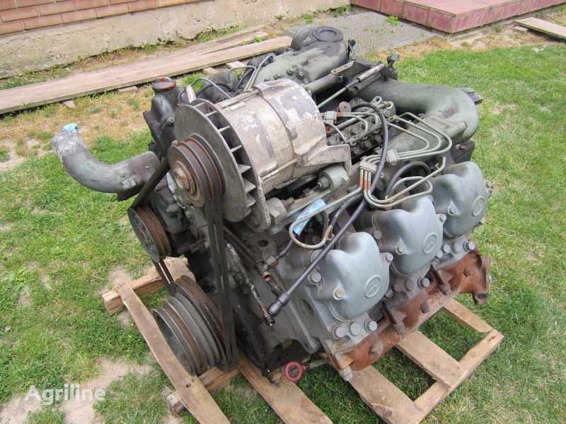 двигател MERCEDES-BENZ OM-421 за трактор MB