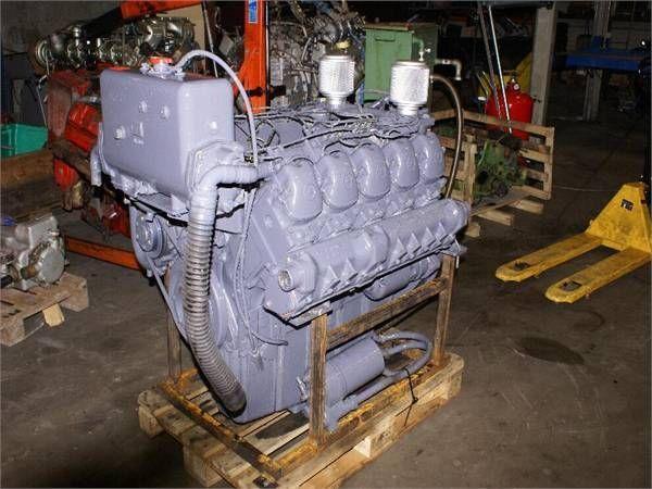 двигател MERCEDES-BENZ OM444LA за друга строителна техника