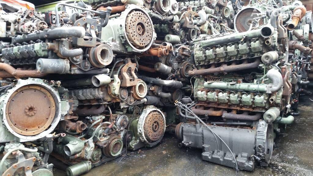 двигател MERCEDES-BENZ OM447 OM447LA за камион MERCEDES-BENZ OM447 OM447LA