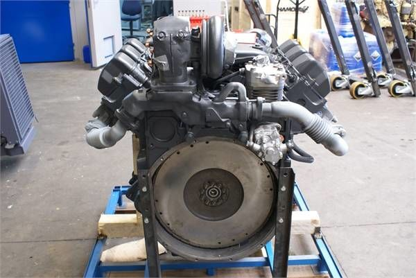 двигател MERCEDES-BENZ OM501LA за друга строителна техника MERCEDES-BENZ OM501LA