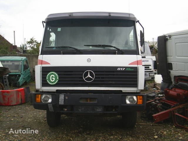 двигател MERCEDES-BENZ OM904 за камион MERCEDES-BENZ 817 ECOPOWER