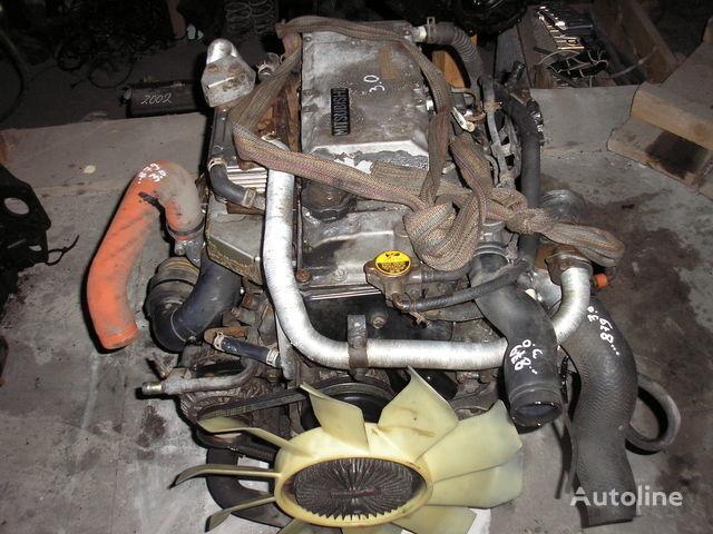 двигател MITSUBISHI 4M40-4d31-4d34 за камион MITSUBISHI canter