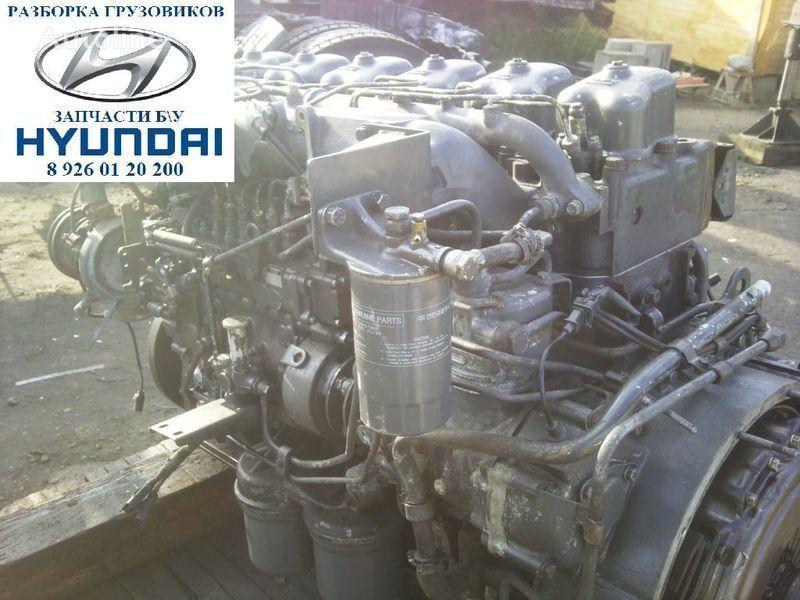 двигател MITSUBISHI D6AC за камион HYUNDAI HD GOLD