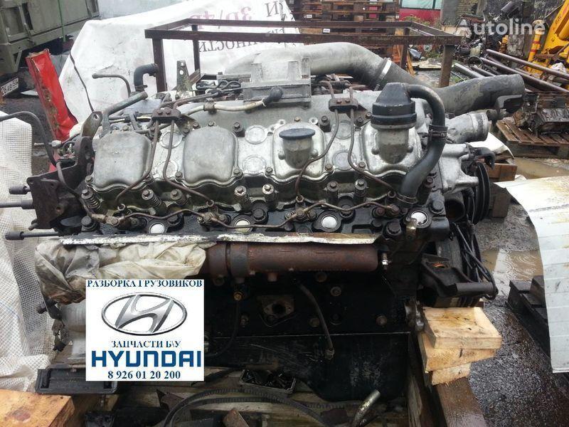 двигател MITSUBISHI D8AB D8AX D8AY за камион HYUNDAI HD Gold AERO