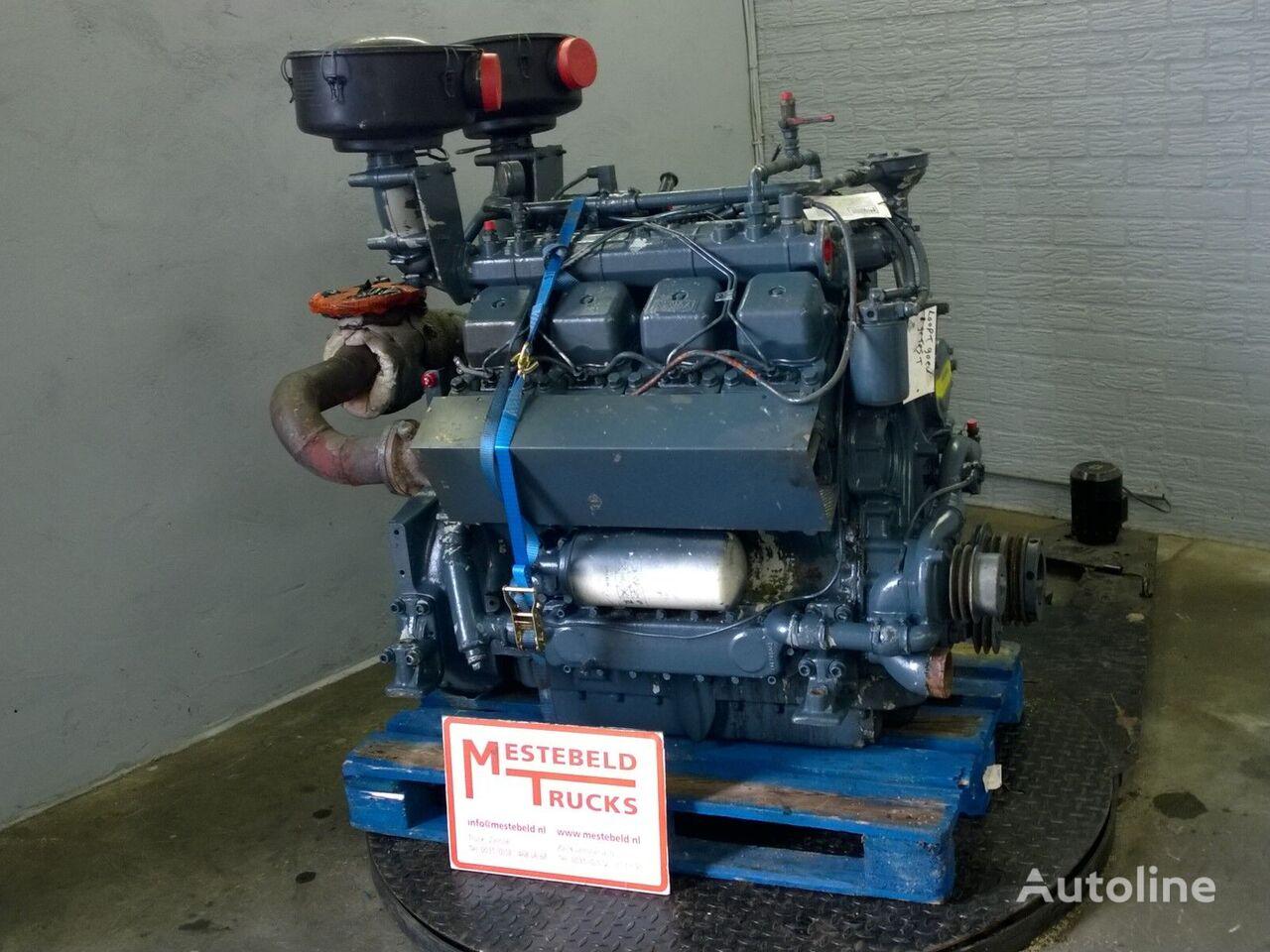 двигател  MWM D234 V8 за влекач Motor MWM D234 V8
