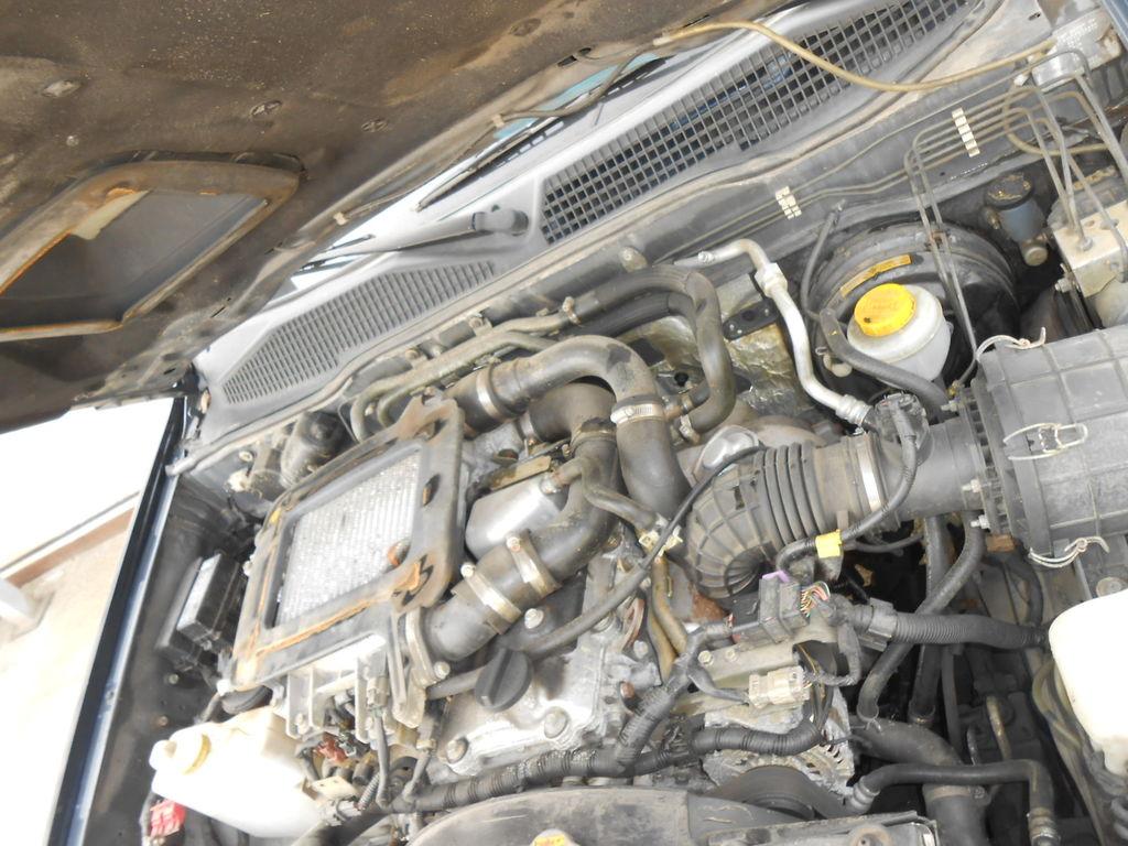 двигател NISSAN TERRANO II 3.0 D ZD30D за камион NISSAN TERRANO II / NISSAN PATROL 3.0