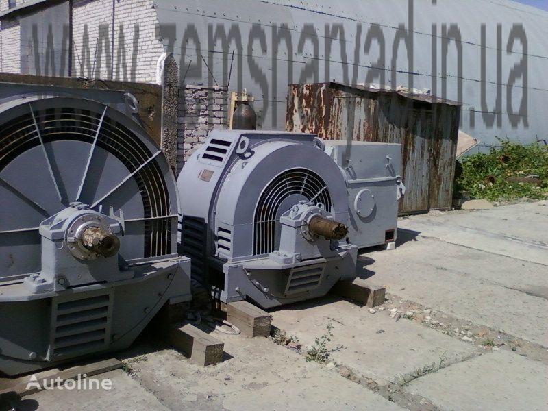 двигател за земснаряд НСС Электродвигателя для земснарядов