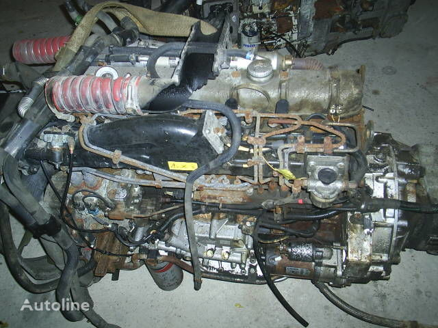 двигател за камион RENAULT MIDLUM 220 dci