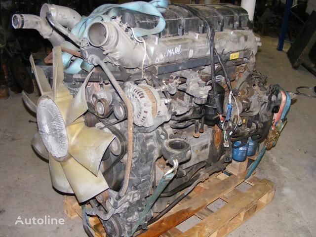 двигател RENAULT motor 420DCI за камион RENAULT motor 420DCI