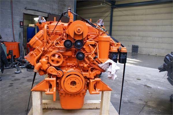 двигател SCANIA DI 16.43M за друга строителна техника SCANIA DI 16.43M