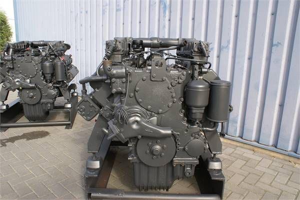 двигател за друга строителна техника SCANIA DSI 14 MARINE