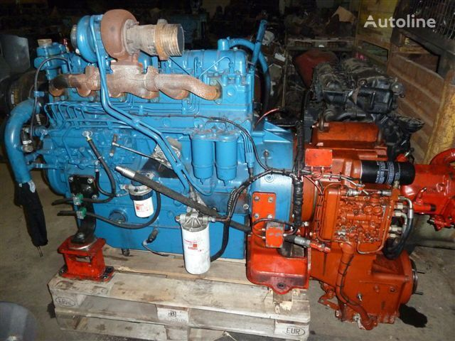 двигател SISU VAL88, 634 DS VAL88,  634 DS за камион SISU