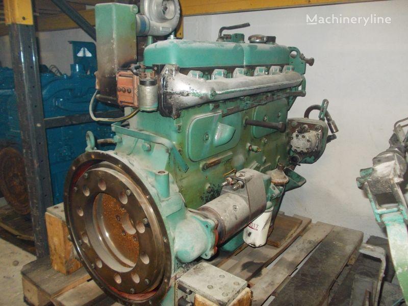 двигател VOLVO за багер VOLVO EC 230