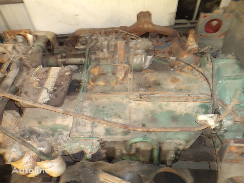 двигател VOLVO 102 за автобус VOLVO B10M