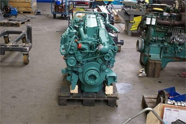 двигател за друга строителна техника VOLVO D7E