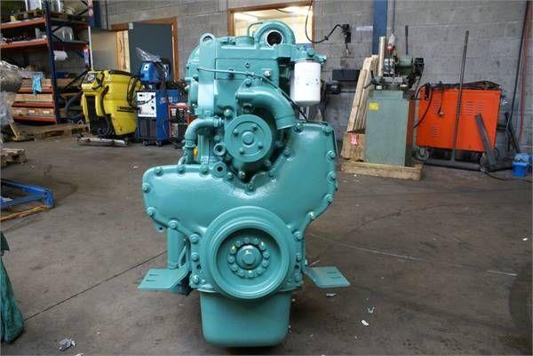 двигател за друга строителна техника VOLVO TD100G