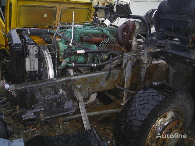 двигател VOLVO TD63ES за камион VOLVO FL 614