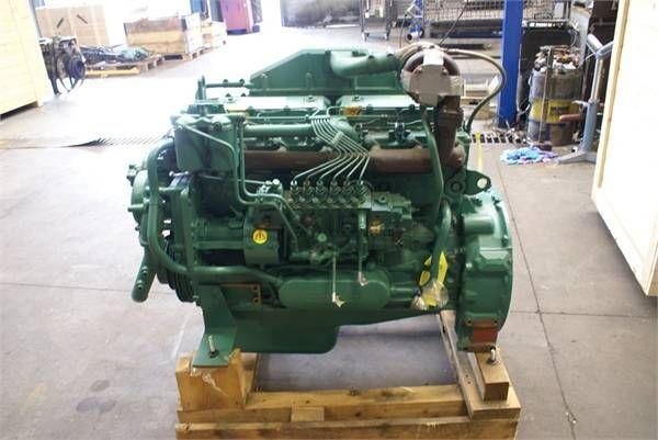двигател за друга строителна техника VOLVO TWD630ME