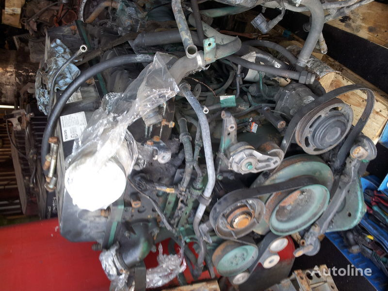 двигател VOLVO engine EURO5, D13A440, D13A480, ECO6B, 20712510 FH13 за влекач VOLVO FH13