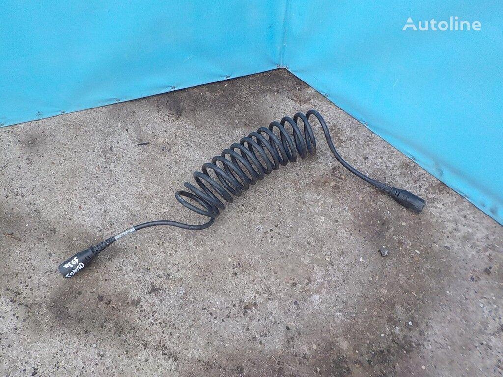 електроинсталация  MAN Спиральный кабель 7-полюсный за камион