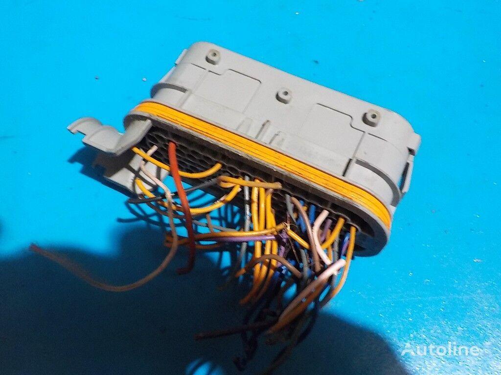 електроинсталация Корпус разъема за камион SCANIA PBT-GF20 grey