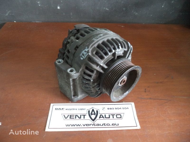 генератор DAF Alternator,Lichtmaschine Euro 5 BOSCH за влекач DAF XF 105