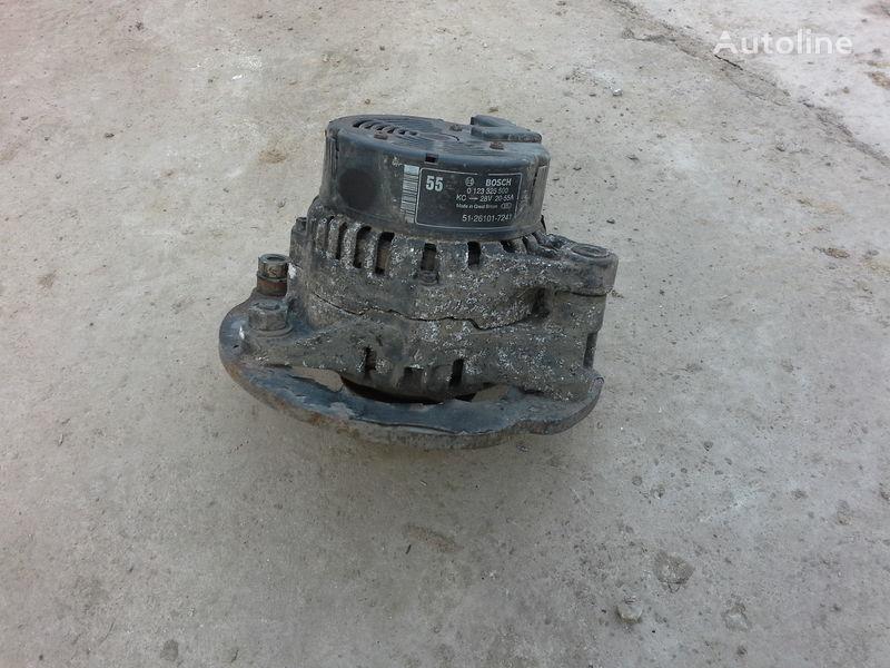генератор  Ман MAN L2000 Le 8.180 Le 8.160 Le 8.145 Le 8.140 Le220 за камион MAN L2000