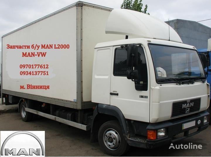 главина  Ман L2000 Ступицы Передние Задние с подшыпниками. за камион MAN L2000