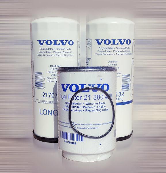 нов горивен филтър VOLVO за влекач VOLVO FH,FM,FL,FE,FMX