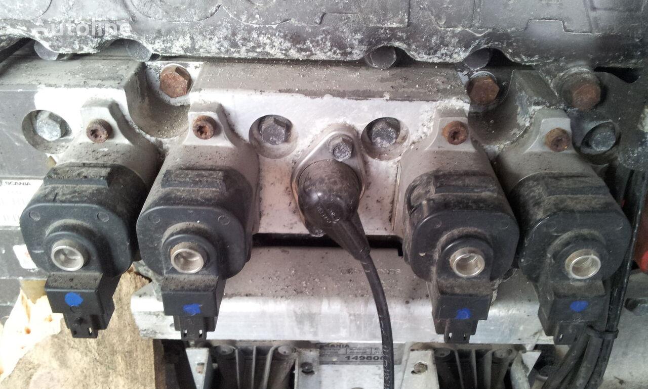 горивна помпа SCANIA EUO3, EUO4, EUO5 solenoid valve 1784239, 1724537, 1784240, 17 за влекач SCANIA R